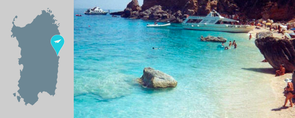Cala Mariolu 5 luoghi da visitare in Sardegna