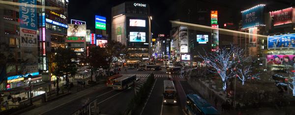 shibuya 5 giorni a Tokyo, cosa fare