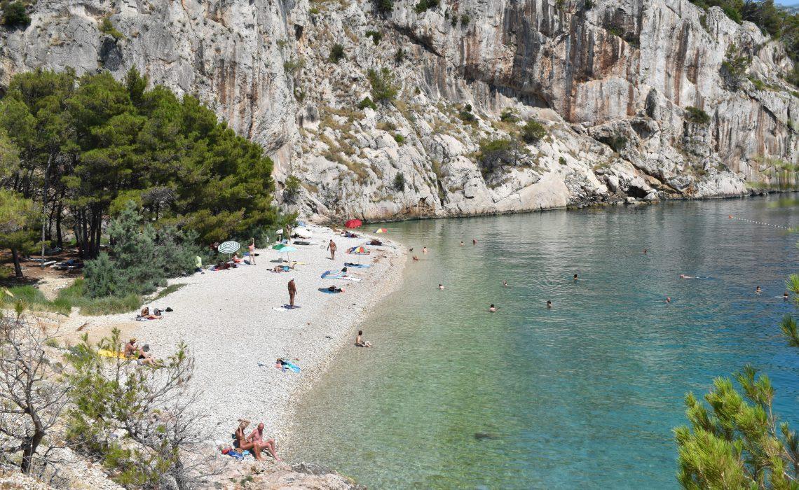 Nugal-Beach Le 5+1 spiagge più belle della Croazia