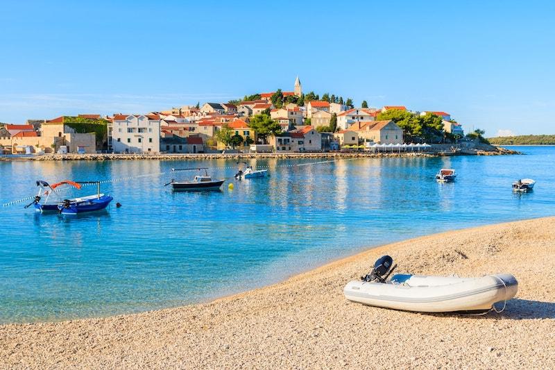 croatia-primosten-beach Le 5+1 spiagge più belle della Croazia