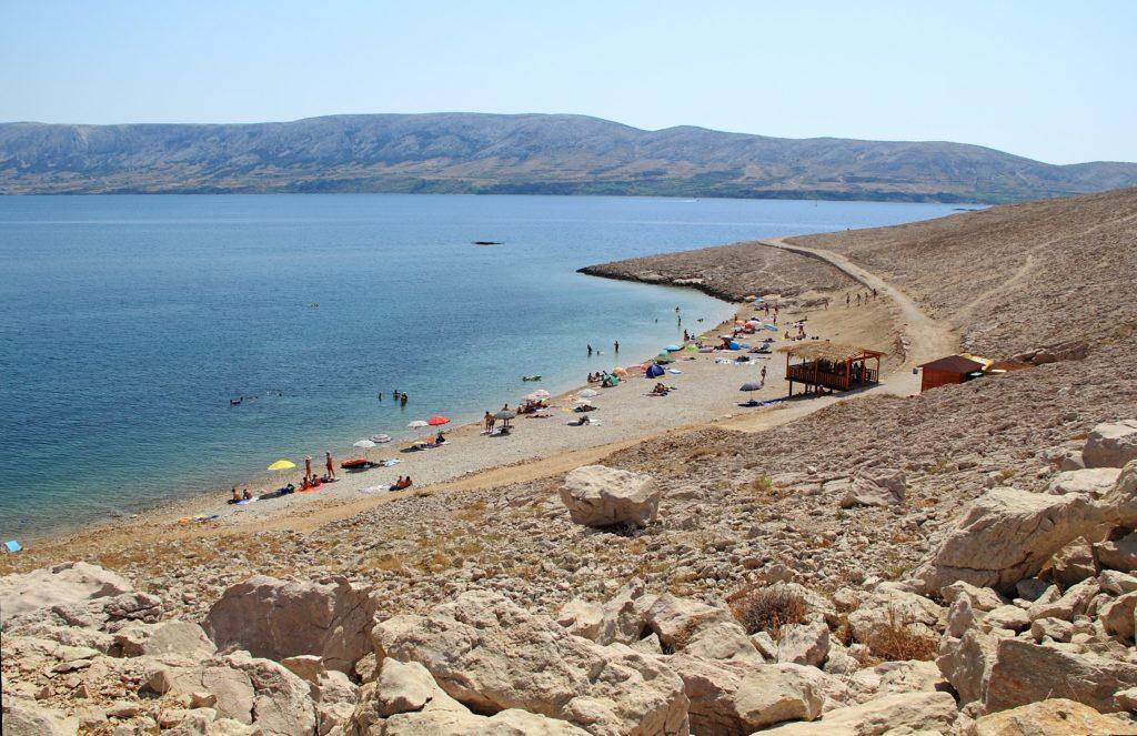 RUCICA, PAG Le 5+1 spiagge più belle della Croazia