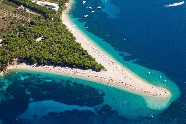 Zlatni Rat, Corno D'oro Le 5+1 spiagge più belle della Croazia