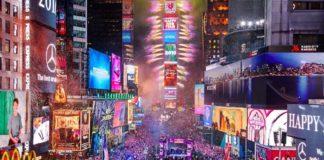 capodanno new york