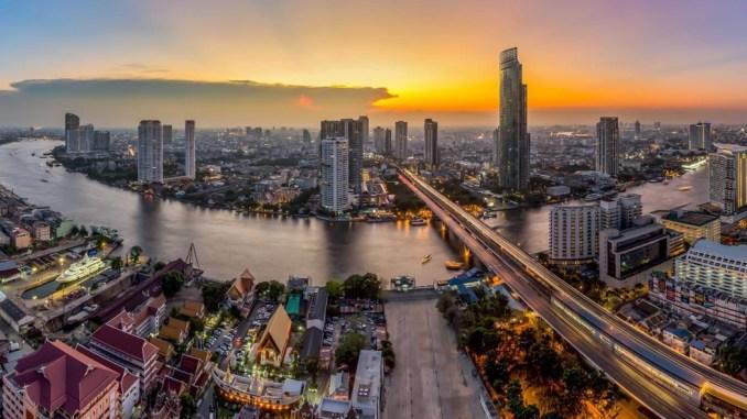 La nightlife di Bangkok