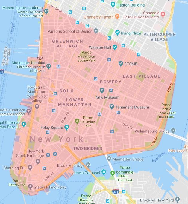 Viaggio a New York – Guida completa