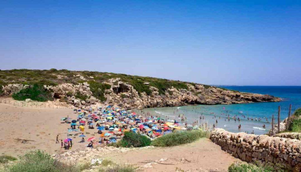 Spiaggia Isola delle Correnti  Marzamemi, un magnifico borgo siciliano sul mare