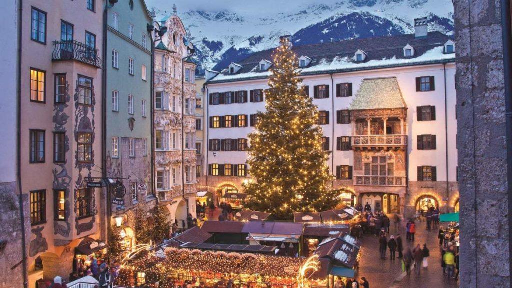 Natale a Innsbruk – I mercati di natale a Innsbruk