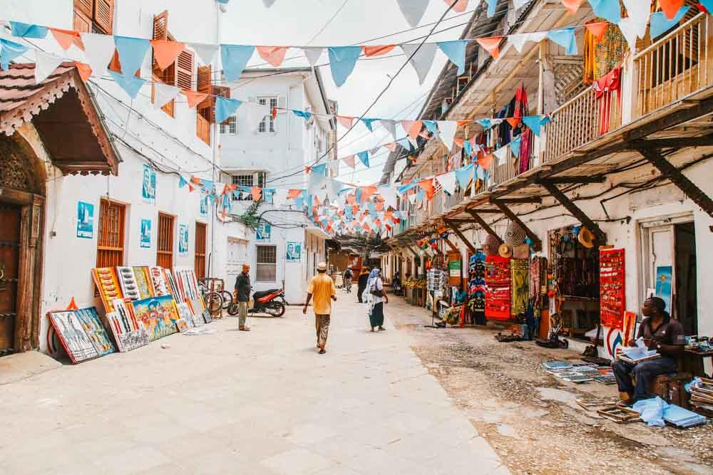 Stone Town Cosa vedere a Zanzibar
