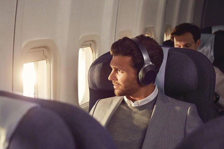 Le migliori cuffie da usare in aereo