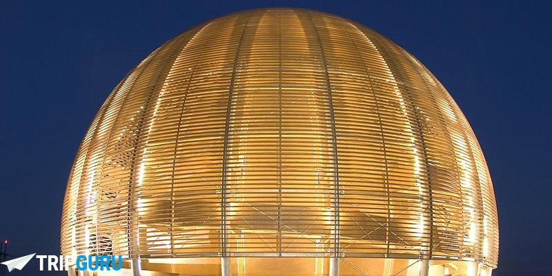 Ingresso del CERN