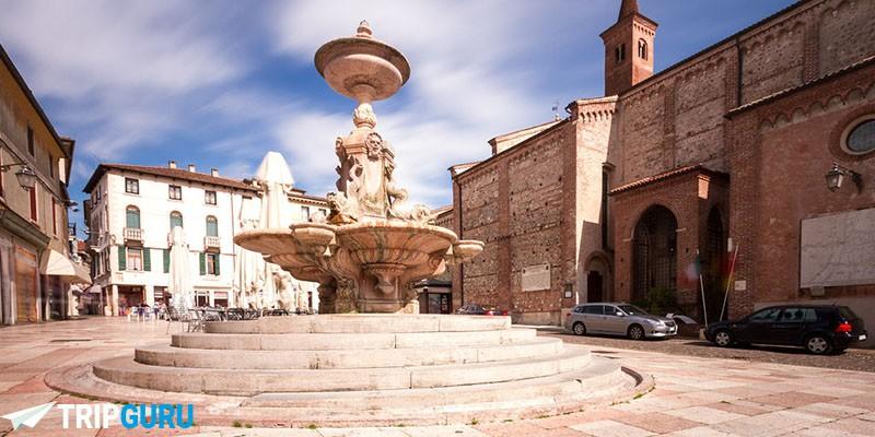 Piazza Garibaldi Bassano