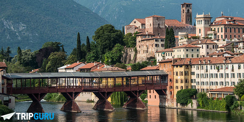 Il Ponte Vecchio di Bassano