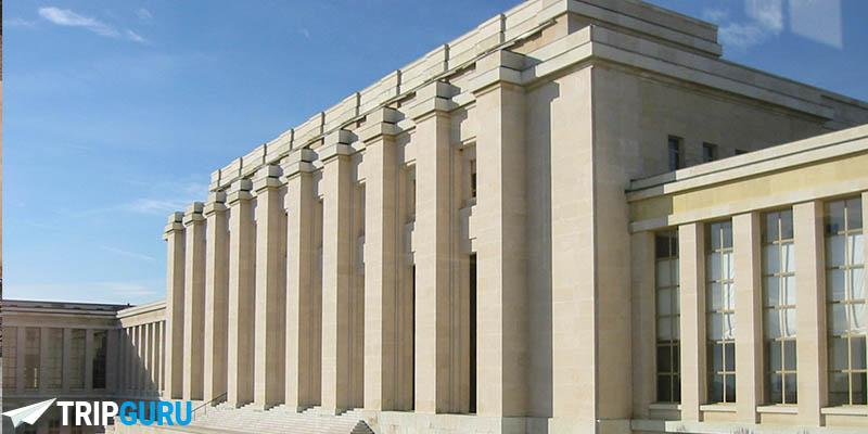 Palazzo delle Nazioni