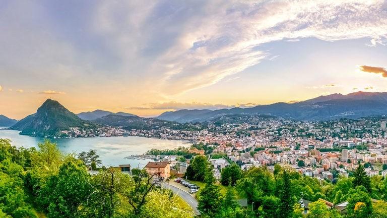 Lugano, cosa vedere nella città Italo-Svizzera.