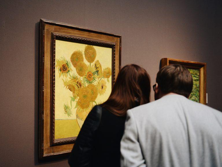 Dove vedere i girasoli di Van Gogh